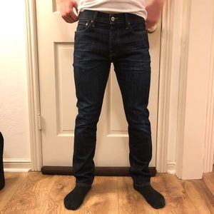 Lucky Brand Skinny Fit Jeans 31x30